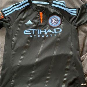 Boys NYCFC SOCCER Shirt
